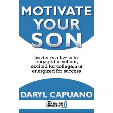Motivate Your Son - Amazon Book Page